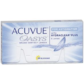 Acuvue Oasys for Astigmatism (Toric) | 6er Box