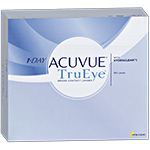 1-Day Acuvue TruEye   180er Box