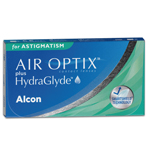 AIR OPTIX plus HydraGlyde for Astigmatism| 6er Box