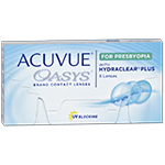 Acuvue Oasys for PRESBYOPIA   6er Box