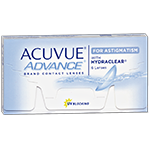 Acuvue Advance for Astigmatism(Toric)