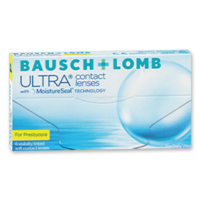 Bausch+Lomb ULTRA for Presbyopia | 6er Box | Addition LOW(+0,75_+1,50)