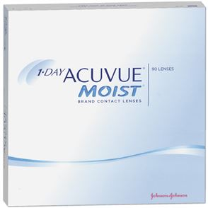 1-Day Acuvue Moist | 90er Box