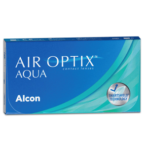 Air Optix Aqua | 3er Box