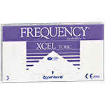 Frequency XCEL Toric.   3er Box