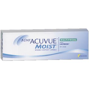 1 Day Acuvue® Moist Multifocal | 30er Box | Addition MED(MAX ADD+1,75)