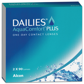 Dailies AquaComfort Plus | 180er Box