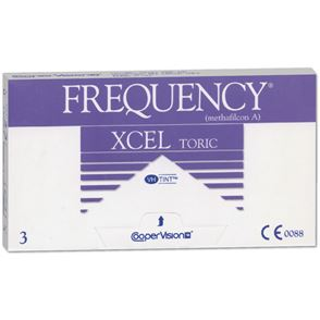 Frequency XCEL Toric. | 3er Box
