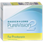 Pure Vision® 2 for Presbyopia   6er Box