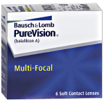Pure Vision Multifocal   6er Box