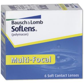 SofLens Multi-Focal | 6er Box | Addition LOW(+0,75_+1,50)