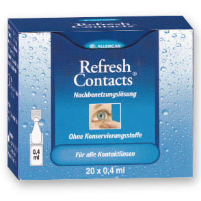 Refresh Contacts Ampullen (EDO)