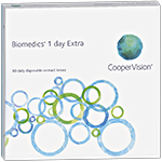 Biomedics 1 Day Extra   90er Box