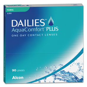 Dailies AquaComfort Plus Toric | 90er Box