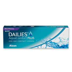 Dailies AquaComfort Plus Multifocal | 30er Box | Addition MED(MAX ADD+2,00)