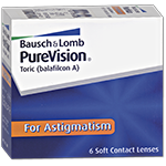 Pure Vision for Astigmatism (Toric)
