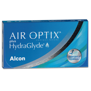 Air Optix Plus HydraGlyde | 3er Box