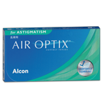 Air Optix for Astigmatism (Toric)
