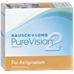 Pure Vision 2 for Astigmatism (Toric)