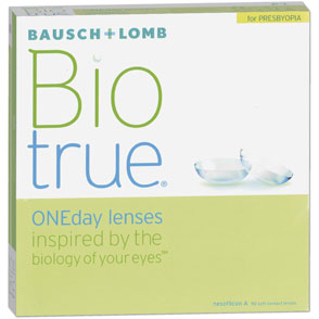 Biotrue ONEDay for Presbyopia | 90er Box | Addition LOW(+0,75_+1,50)