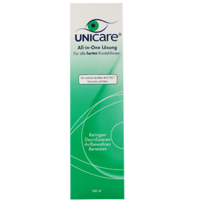 UNICARE All-in-One Lösung (Hartlinsen)