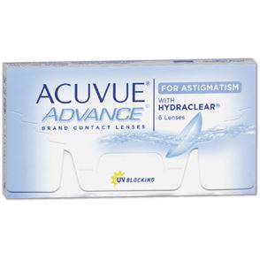 Acuvue Advance for Astigmatism(Toric) 6er Box