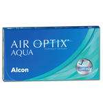 Air Optix Aqua 3er Box