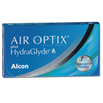 Air Optix Plus mit HydraGlyde 6er Box