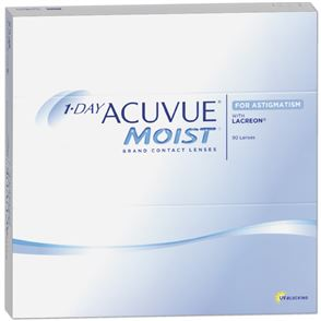 1 day acuvue moist for astigmatism toric 90er box torische kontaktlinsen produktdetails. Black Bedroom Furniture Sets. Home Design Ideas