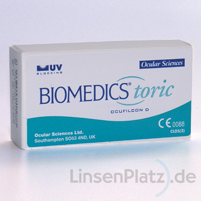Biomedics Toric 6er Box