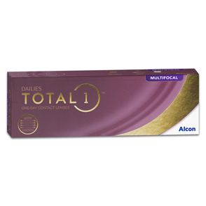 Dailies Total 1 Multifocal 30er Box | Addition LO(MAX ADD+1,25)