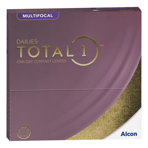 Dailies Total 1 Multifocal 90er Box | Addition LO(MAX ADD+1,25)