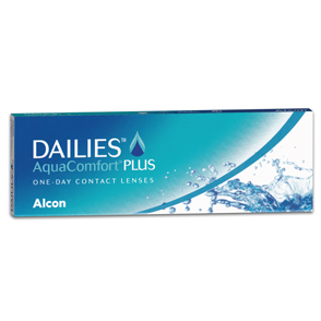 Dailies AquaComfort plus 10er Box