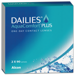 Dailies AquaComfort Plus 180er Box