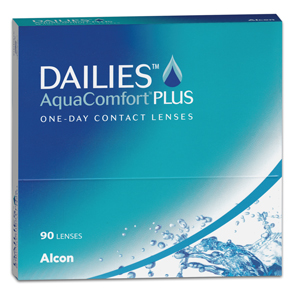 Dailies AquaComfort plus 90er Box