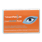 Linsenplatz - imed SILICON Plus 6er Box