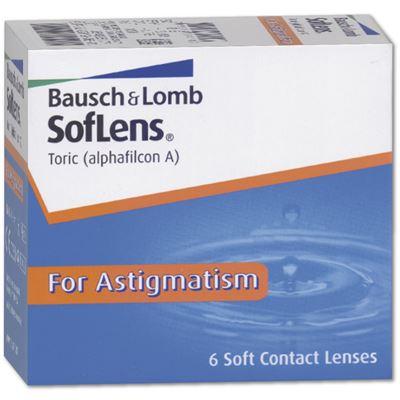 SofLens for Astigmatism (Toric) 6er Box
