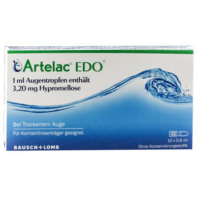 Artelac Splash Ampullen (EDO)