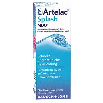 Artelac Splash Flasche (MDO)