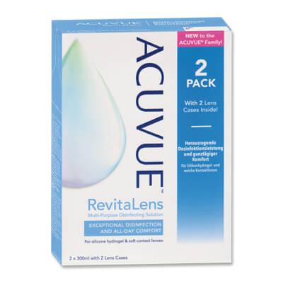 Acuvue RevitaLens Doppelpack