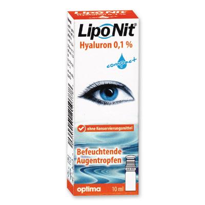 Lipo Nit Augentropfen - Flasche - (MDO)