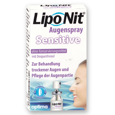 Lipo Nit Augenspray Sensitive