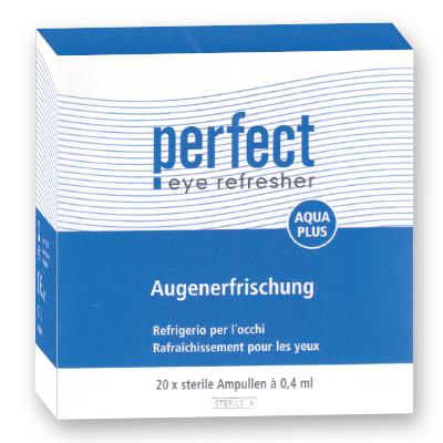 Perfect Augenerfrischung Ampullen (EDO)