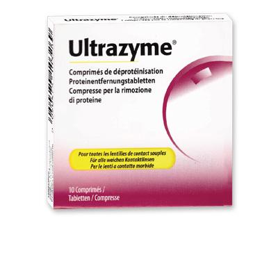 Ultrazyme Proteinentfernungstabletten