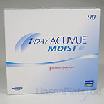 1-Day Acuvue Moist 90er Box