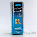 Refresh Contacts Flasche