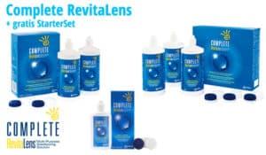 Complete RevitaLens jetzt mit gratis StarterSet im Linsenplatz.de Onlineshop!