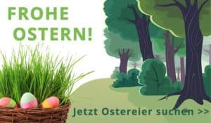 Ostereiersuche im Linsenplatz.de Onlineshop!