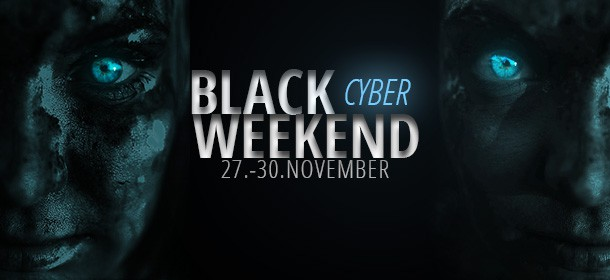 Das Black Cyber Weekend