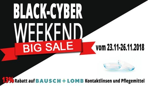 Das Black Cyber Weekend steht vor der Tür!